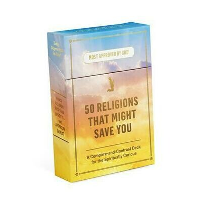 50 Religions That Might Save You