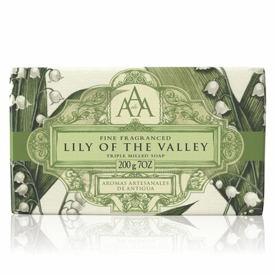AAA Lily Of The Valley Triple Milled Soap