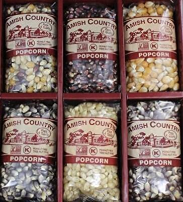 Amish Popcorn one small bag