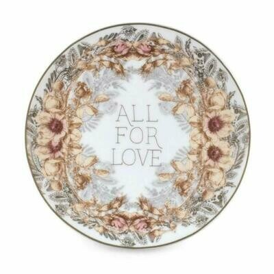 All For Love Dish
