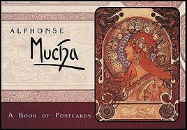 Alphonse Muncha book of postcards