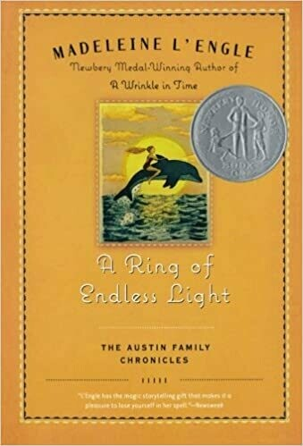 A Ring Of Endless Light Madeleine L'engle