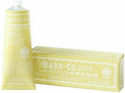 Barr - Co Soap Shop Lemon Verbena Cream Tube