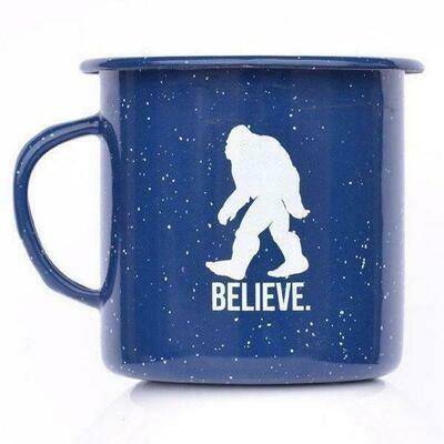 Believe Sasquatch Mug