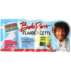 Bob Ross Flavor Pallette