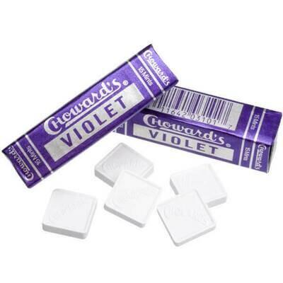 C Howards Violet Candies