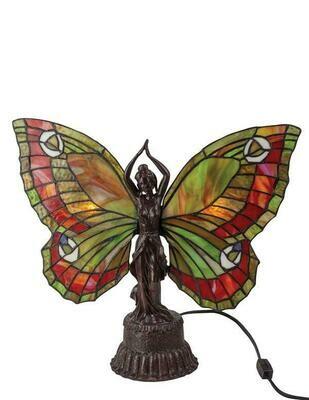 Butterfly Fairy Lamp