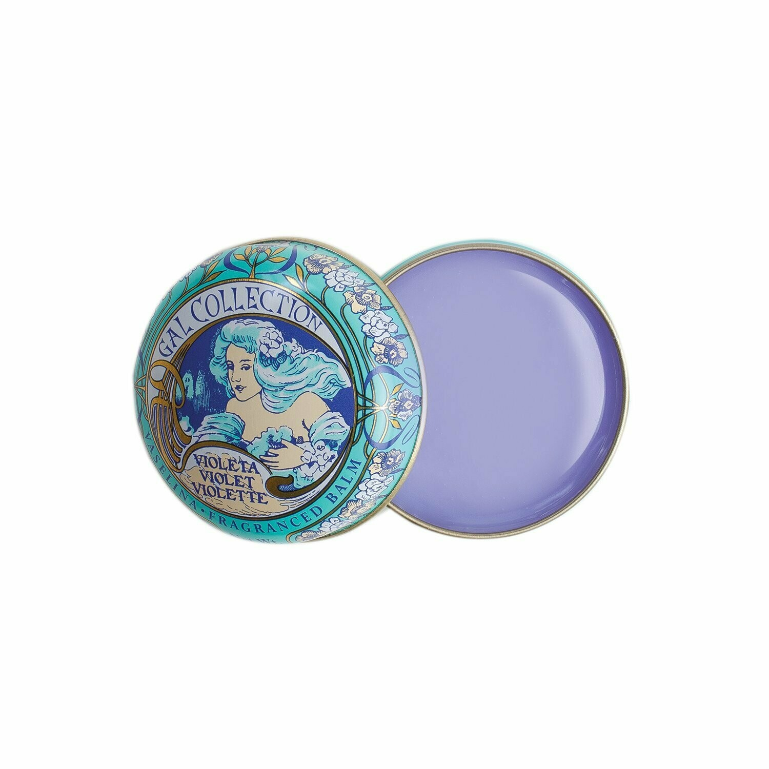 Imported Gal Balm Violet