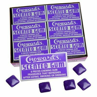 CHowards Scented Gum Violet one pack