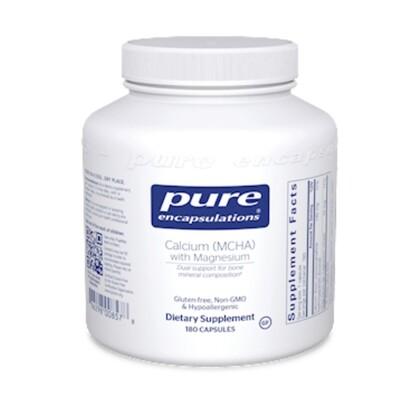 Calcium Magnesium Capsules from Pure