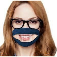Read My Lips Mask