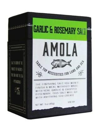 3 oz Garlic and Rosemary Salt