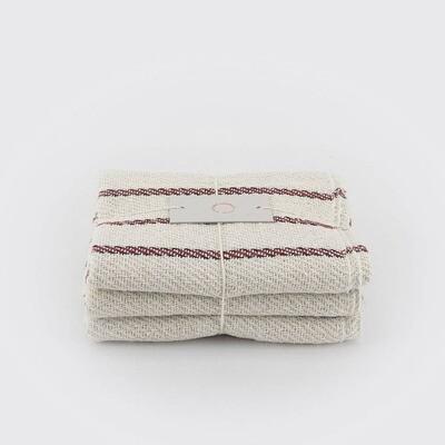 3 Cotton Cloths Set