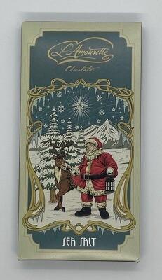 75% Dark Chocolate Happy Christmas