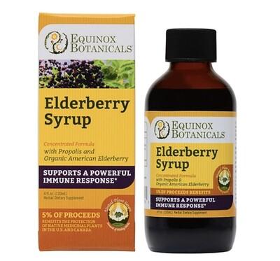 Children's  Elderberry Syrup PLUS
