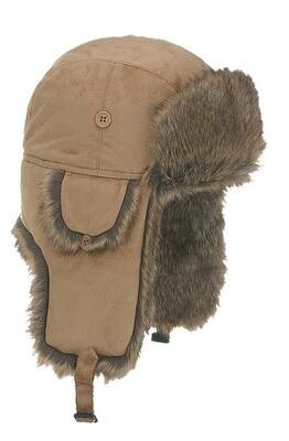Winter Warmer Trapper hat
