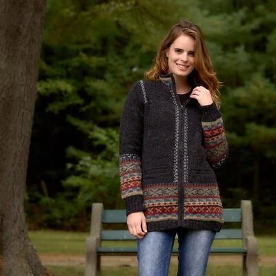 Kirstin Knit Coat