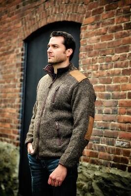 Oxford Knit Jacket