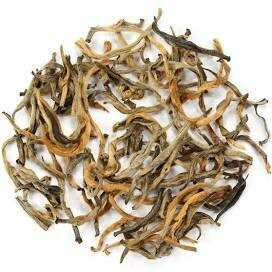 Gold Bud Yunnan Farmacy Black Tea