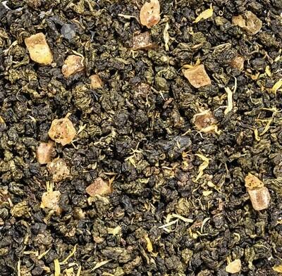 Peach Oolong Farmacy Green Tea
