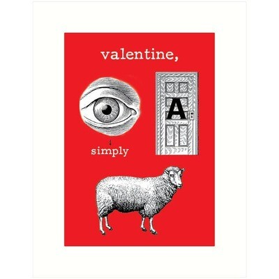 Adore Ewe | Valentine Card