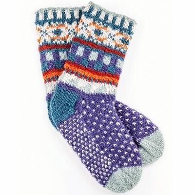 Kirstin womens socks