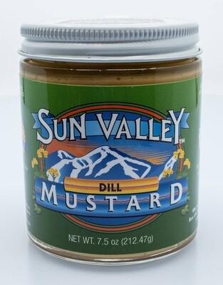 7.5 Oz Sun Valley Mustard - Dill