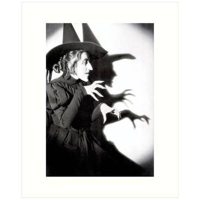 Wicked Witch | Print