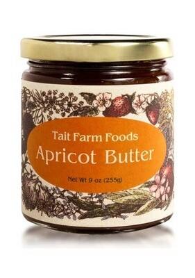9oz Apricot Butter