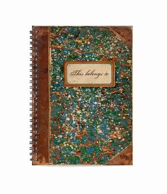 'This Belongs To' Notebook