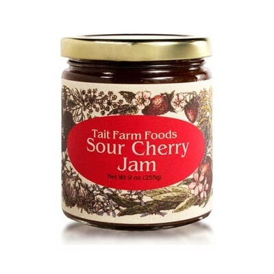 9oz Sour Cherry Jam
