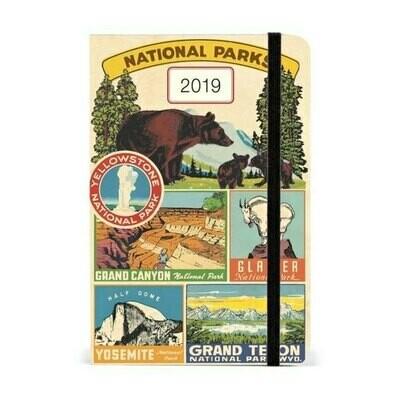 2019 Planner - National Parks