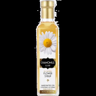 Chamomile Elixir - Cocktail & Soda Syrup
