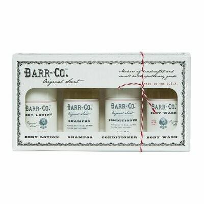 Barr Co Bath & Body Kit