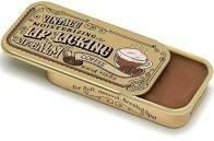 Lip Licking Lip Balm - Coffee - Vintage Retro Sliding Tin