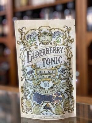 Elderberry and Honey Tonic - Dry Kit