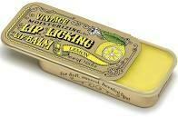 Lip Licking Lip Balm - Lemon - Vintage Retro Sliding Tin