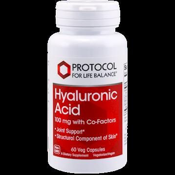 Hyaluronic Acid 60 Veg Caps