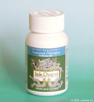 Jade Dragon - Seasonal Allergies