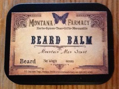 Beard Balm <> Mountain Man Scent