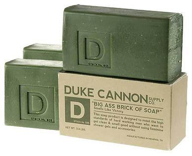 Big Ass Brick of Soap From Duke Cannon