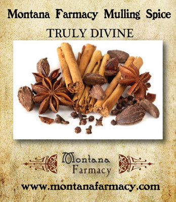 Montana Farmacy Mulling Spices