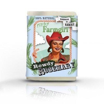 Filthy Farmgirl Rowdy Rosemary Handmade Soap