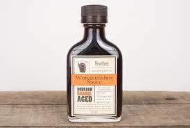 Bourbon Barrel Worcestershire sauce