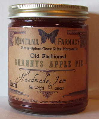 Grannies Apple Pie Jam