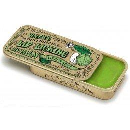 Green Apple Retro Sliding Lip Tin just like in the 80's !