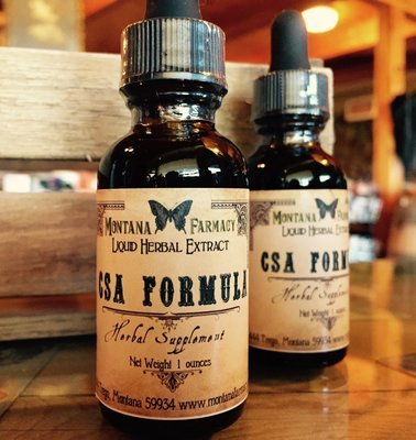 CSA Formula  Natural Extract  Tincture