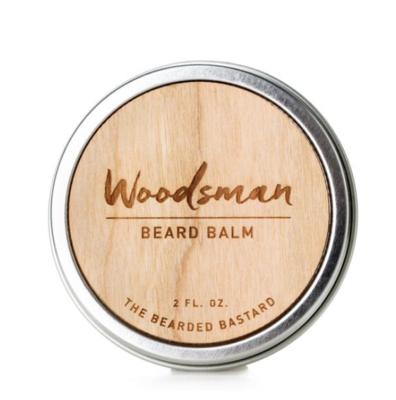 The Woodsman Beard Balm