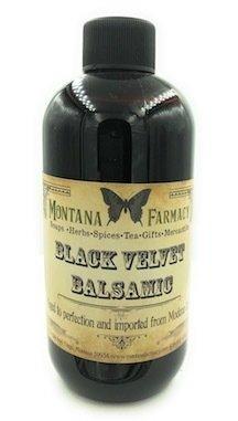 Balsamic Black Velvet Vinegar Original aged over 14 years 8oz