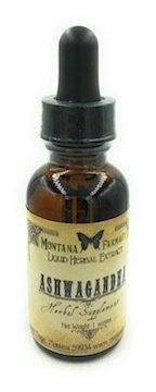 Ashwagandha Withania somnifera Natural Extract  Tincture